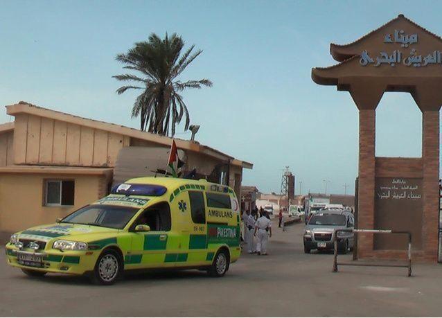 مصر تنقل أصول ميناء العريش للجيش