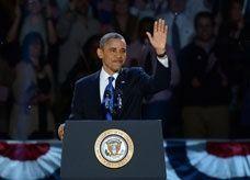 """أوباما: إيجاد حل لتفادي """"المنحدر المالي"""" لأمريكا هو مهمة عاجلة"""