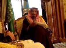 فيديو نادر: ولي العهد السعودي يضبط شاباً يصوره خفية