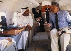 رجل الأعمال السعودي يستأجر 30 طائرة لرحلاته في السنة