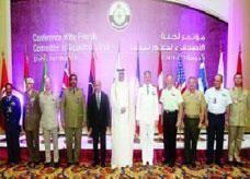 قطر تقود تحالفاً يضم 13 دولة لمتابعة العمليات في ليبيا