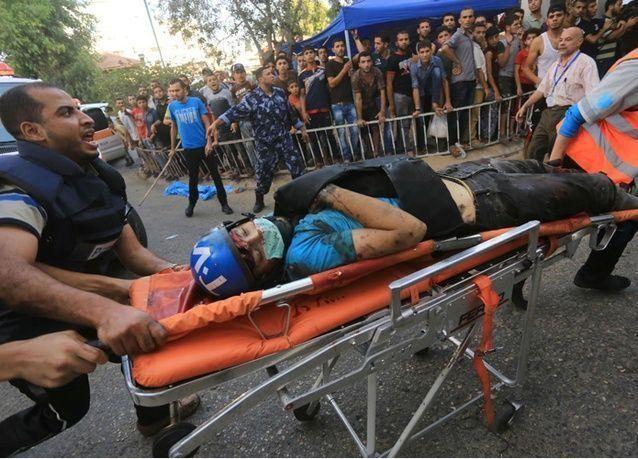 رامي ريان.. شهيد الصحافة السابع في غزة