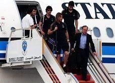 ريال مدريد يصل الكويت للقاء منتخبها الوطني