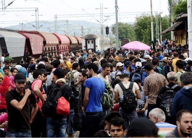 أزمة اللاجئين قد تغير الخريطة السياسية في ألمانيا في 2016