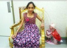 صحيفة سعودية: وزارة الصحة تخبئ ملف الطفلة رهام في خزانة سرية