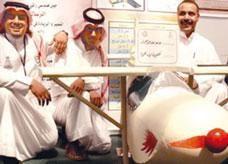 سعودي يصمم طائرة صديقة للبيئة