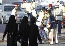 السعوديون الرجال أكثر فراغاً من النساء