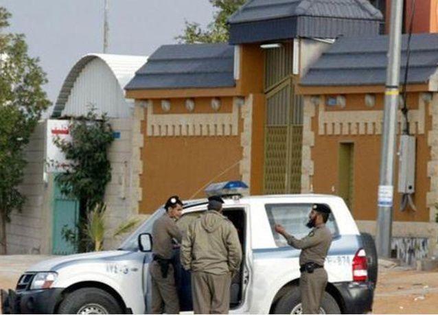 استنفار أمني للقبض على مجهول خطف فتاة سعودية من منزلها بعد نهبه