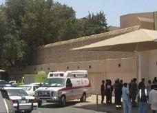 اندلاع حريق في ثانوية للبنات بجدة السعودية