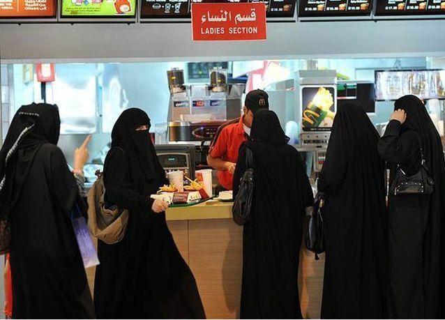 السعوديات الأكثر سمنة في العالم