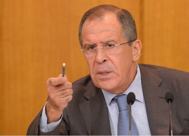 وزير الخارجية الروسي يصل إلى دمشق في أول زيارة منذ سنوات