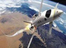 إطلاق أول رحلة فضاء خاصة في مهمة للمحطة الدولية