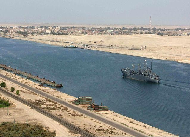 مصر تفتتح قناة السويس الجديدة مطلع أغسطس