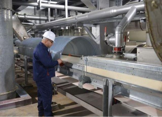 مصنع سكر الاتحاد العراقي يتطلع للتصدير لسوريا وتركيا