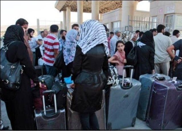 اقتراح يسمح بتقديم طلبات اللجوء في السفارات السويدية بدول الجوار السوري