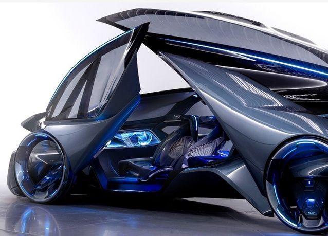 بالصور: سيارة ذاتية القيادة من شيفروليه