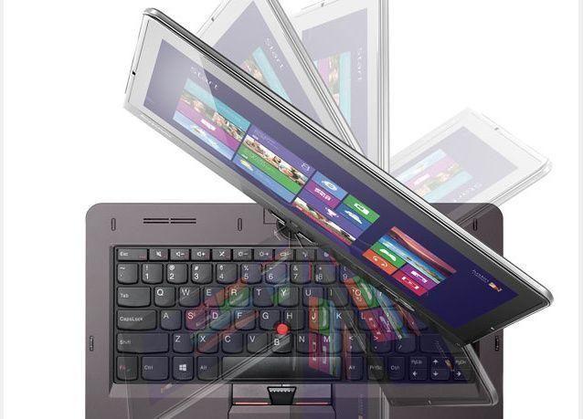 اخترنا لك: الملتوي Lenovo Thinkpad Twist