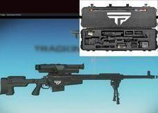 بندقية صيد بقذائف موجهة بدقة تعمل بنظام لينوكس!