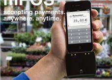 أخيرا، أجهزة الدفع بالهاتف الجوال في الإمارات