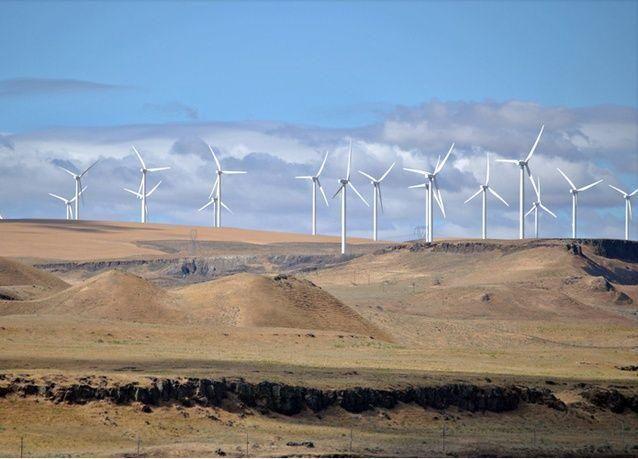 طاقة الإماراتية تخطط لبيع حصتها في محطة ليكفيلد الأمريكية لطاقة الرياح