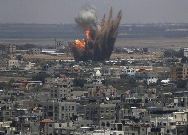 التحالف ينفي تنفيذ أي قصف بموقع تفجير وقع في صنعاء