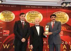 شرطة دبي تفوز بالجائزة الدولية للجودة والإبداع والتميز