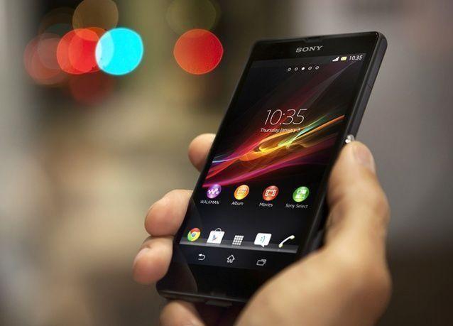 سوني تطلق هاتفها الجديد إكسبيريا زد Xperia Z