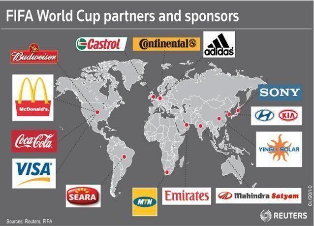 سوني تطالب فيفا بإجراء تحقيق حول استضافة قطر لكأس العالم