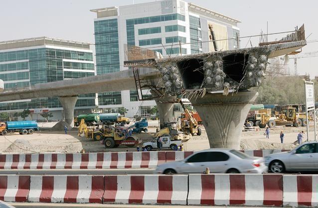 65 مليار دولار حاجة الخليج لمشاريع البنية الأساسية