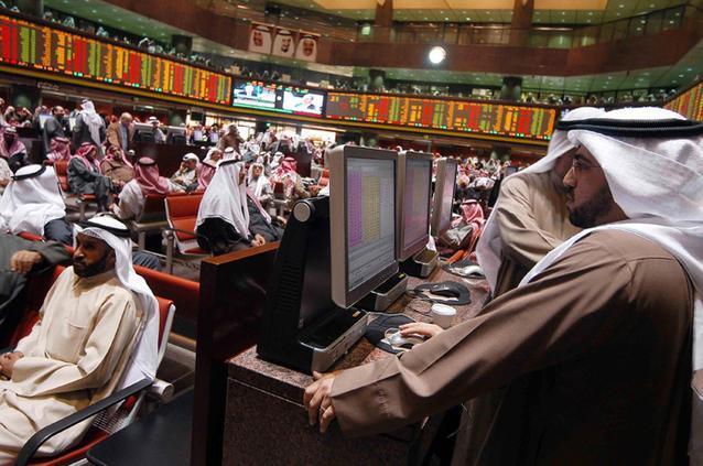 صناديق الاستثمار العربية تنتظر انقشاع الغيمة الأمريكية