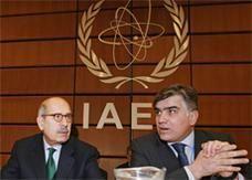 الوكالة الدولية للطاقة الذرية تجري محادثات مع طهران