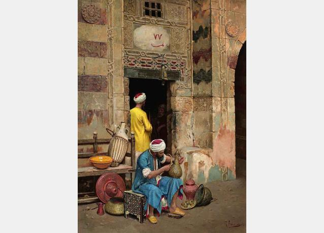 """معرض """"دبي الآثار والفنون"""" يعرض نخبة من الأعمال الإسلامية"""