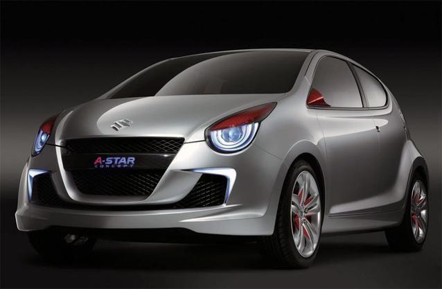 سوزوكي تعرض نموذج سيارتها الجديدة المستقبلية