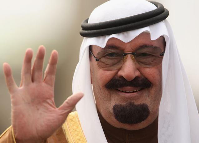 الملك السعودي يتسلم جائزة نيابة عن كل مسلم