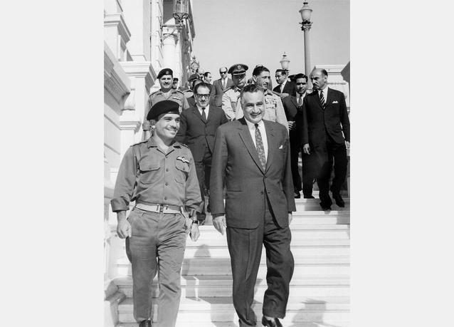 كاتب مصري يرصد علاقات المد والجزر بين واشنطن والقاهرة في الخمسينيات