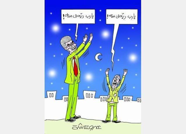 كاريكاتير الصحف 25-11-2008