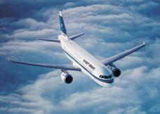 طائرة كويتية هبطت اضطراريا في فرانكفورت بعد إصابة طائر أحد محركاتها