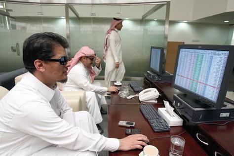 مكاسب الراجحي وسابك تدفع المؤشر السعودي للارتفاع