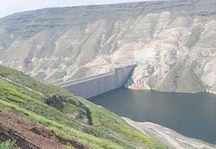دراسة لإنشاء خمس سدود في الأردن لمواجهة نقص المياه