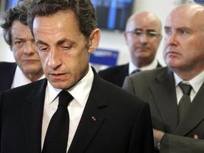 الشرطة الفرنسية تفتش منزل ومكاتب ساركوزي