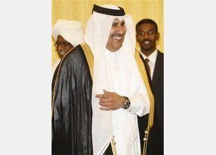 رئيس وزراء قطر يتوقع نتائج محادثات بورش خلال أسبوعين
