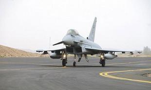 بي.ايه.إي تأمل إبرام صفقة لطائرات يوروفايتر مع الإمارات هذا العام