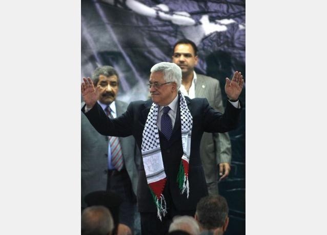 صور حركة فتح تعقد مؤتمرها السادس