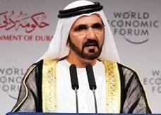 محمد بن راشد يصدر مرسوما بتشكيل لجنة قضائية خاصة لتصفية المشاريع العقارية الملغاة