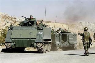 طرابلس: الجيش اللبناني ينتشر في جبل محسن