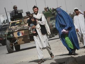 موظفو البنك المركزي الأفغاني يسرقونه ويهربون