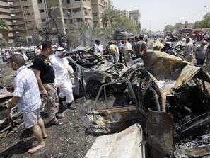 800 قتيل حصيلة أعمال العنف في العراق في أغسطس