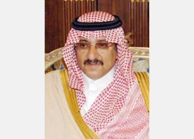 التلفزيون السعودي: تعيين الأمير محمد بن نايف وزيرا للداخلية