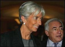 316 مليار دولار قيمة تعهدات تمويلية لصندوق النقد الدولي