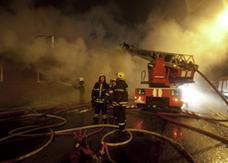 مقتل 101 شخص في انفجار بملهى ليلي روسي